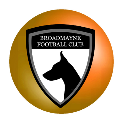 Broadmayne Football Club logo
